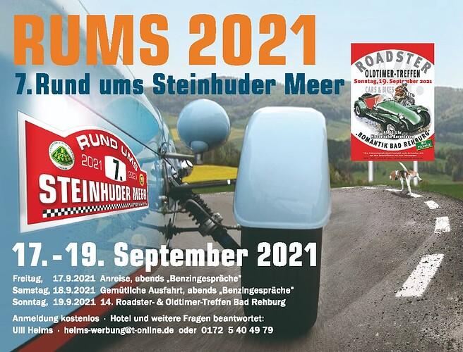 Anzeige RUMS 2021